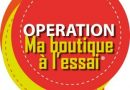 Lancement de la seconde boutique à l'essai au centre ville d'Auriol