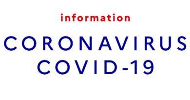 Infos et actualités Coronavirus