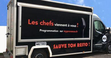 15/05: 2ème étape à Auriol du food-truck «SAUVE TON RESTO»