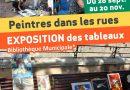 """Exposition """"Les Peintres dans les Rues"""""""