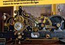 """Exposition """"Notion de Temps"""""""