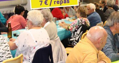 Le Repas des Seniors
